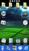 Windows GO Launcher Android Mobile Phone Theme