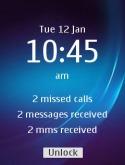 Blackberry Z10 S40 Mobile Phone Theme