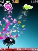 Love Tree Nokia C2-03 Theme