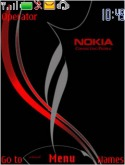 Nokia 2013 S40 Mobile Phone Theme