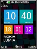 Nokia Lumia Theme for Nokia Asha 202