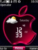 Apple Iphone Digital S40 Mobile Phone Theme