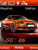Audi S40 Mobile Phone Theme