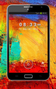 Galaxy Note 3 Lock Screen GoLocker Dell Mini 3iX Theme