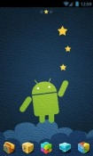 Jelly Blocks GO Launcher Android Mobile Phone Theme