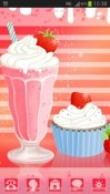 Muffin Shake GO Launcher EX Android Mobile Phone Theme
