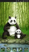 Panda GO Launcher EX Android Mobile Phone Theme