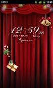 Christmas Eve GO Locker Android Mobile Phone Theme