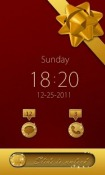 Christmas GO Locker Android Mobile Phone Theme