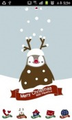 Pepe-christmas Go Launcher Ex Theme for LG Optimus L3 E400