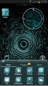 CYANOGEN GO Launcher EX Samsung Galaxy Y S5360 Theme