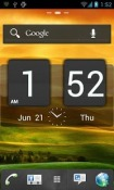 HTC Sense GO Launcher EX Theme for Samsung Galaxy Pocket S5300