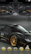 Pagani Zonda R CLauncher Android Mobile Phone Theme