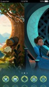 Broken Age CLauncher Android Mobile Phone Theme