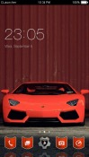 Lamborghini CLauncher Android Mobile Phone Theme