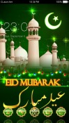 Eid Mubarak CLauncher Theme for Samsung Galaxy Rush M830