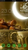Ramadan CLauncher Android Mobile Phone Theme