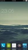Simple Mount CLauncher Android Mobile Phone Theme