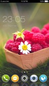Warm Sunshine CLauncher Android Mobile Phone Theme