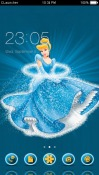 Cinderella CLauncher Android Mobile Phone Theme