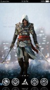 Assassins Creed CLauncher Android Mobile Phone Theme