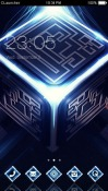Light Cube CLauncher Theme for HTC Desire 300