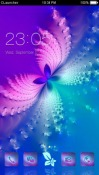 Abstract Butterfly CLauncher Theme for Samsung Galaxy Rush M830