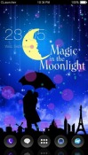 Magic in the Moon CLauncher Android Mobile Phone Theme