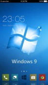 Windows 9 CLauncher Android Mobile Phone Theme