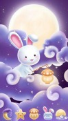 Moonie Go Launcher EX Huawei Ascend Plus Theme