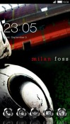 Milan Fossa CLauncher G'Five Bravo G9 Theme