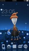 Cartoon Allion CLauncher LG Optimus G Pro Theme