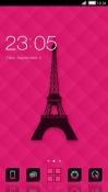 Eiffel Tower CLauncher LG Optimus G Pro Theme