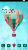 Hot Air Balloon CLauncher LG Optimus G Pro Theme
