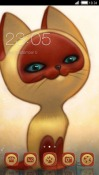 Kitten Gav CLauncher LG Optimus G Pro Theme