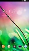 Nature Heaven CLauncher Samsung Galaxy Rush M830 Theme