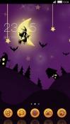Halloween CLauncher LG L35 Theme