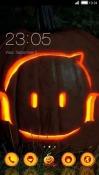 Halloween CLauncher LG Optimus G Pro Theme