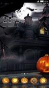 Halloween Pumpkin CLauncher LG Optimus G Pro Theme