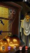 Eroy Halloween CLauncher LG Optimus G Pro Theme