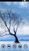 Lonely Tree CLauncher LG Optimus L3 II Dual Theme