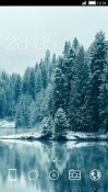 Winter2015 CLauncher Android Mobile Phone Theme