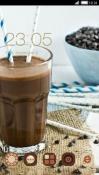 Chocolate Shake CLauncher LG Optimus L3 II Dual Theme