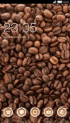 Coffee CLauncher LG Optimus L3 II Dual Theme