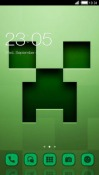 Minecraft CLauncher Android Mobile Phone Theme