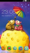 Cute Love CLauncher Android Mobile Phone Theme