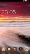 Leithfield Beach CLauncher Android Mobile Phone Theme