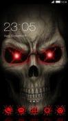 Monster CLauncher Samsung Galaxy Rush M830 Theme