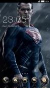 Superman CLauncher Samsung Galaxy Rush M830 Theme