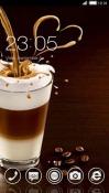 Cold Coffee CLauncher G'Five Bravo G9 Theme